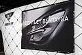 New-SUV Bentley Bentayga only presentation in Detroit NAIAS 2015