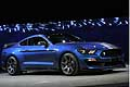 Shelby GT350 R mustang at NAIAS 2015 of Detroit