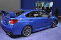 Subaru WRX STI retrotreno al North American International Auto Show 2015 di Detroit