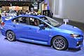 Subaru WRX STI sportcar al North American International Auto Show 2015 di Detroit