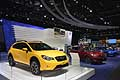 Subaru at the 2015 North American International Auto Show in Detroit