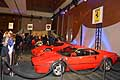 Supercar Ferrari at The Gallery at MGM Grand Detroit 2015