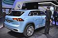 Volkswagen Cross Coupe GTE retrotreno al NAIAS 2015 di Detroit