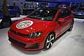Volkswagen Golf GTI Nord America Car of the Year at the NAIAS 2015 of Detroit