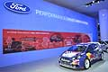 Ford race car extreme performance at the NAIAS 2015 od Detroit