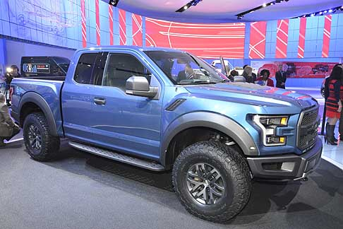 Pick-up - Ford F150 grosso pick up con motore 8 cilindri a benzina