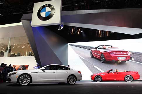 Detroit-Naias BMW