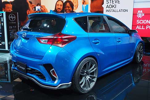 Detroit-Naias Scion