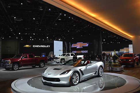 Detroit-Naias Chevrolet