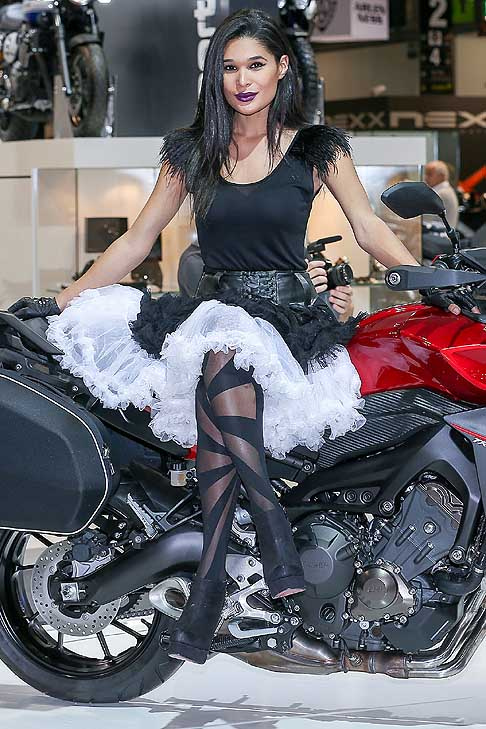Eicma Hostess