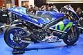 Movistar Yamaha MotoGP esposta all�Eicma 2015