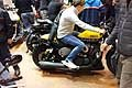 Yamaha V950 Racer ABS 60th Annivesary atmosfere all�Eicma 2015