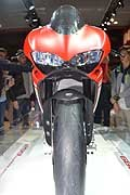 Moto Ducati 1299 Superleggera frontale all´Eicma 2016