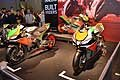 Aprilia built for riders dell´Eicma 2016 il Salone del Motociclo di Milano