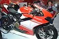 Bike Ducati 1299 Superleggera presente all´Eicma 2016
