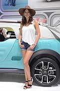 Hostess Francoforte Motor Show 2015