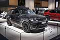 Range Rover Sport SVR from the upcoming Spectre movie at the Frankfurt Motor Show 2015