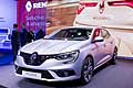 Renault Megane on stand at the IAA 2015