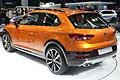 Seat Leon Cross Sport retrotreno al Salone di Francoforte 2015