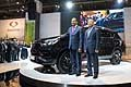 IAA 2017 SsangYong Press Conference