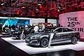 Panoramica Audi A5 all'IAA 2017 di Francoforte