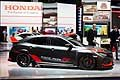 Race Car Honda Civic Type R at Frankfurt Motor Show 2017