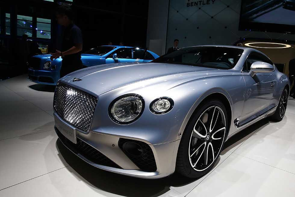 Francoforte-Motor-Show Bentley