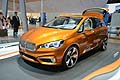 BMW Concept Active Tourer world premiere al Motor Show di Francoforte 2013