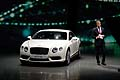 Bentley Continental V8 S press conference at the Frankfurt Motor Show 2013