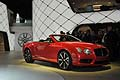Bentley GT V8 S convertible al Salone di Francoforte 2013