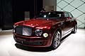 Bentley Mulsanne at the Frankfurt Motor Show 2013