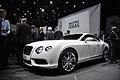 Bentley unveils the Continental GT V8 S at the 2013 IAA Frankfurt Motor Show
