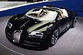 Bugatti at the Frankfurt Motor Show 2013