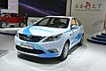 Changan Eado Hybrid at the Frankfurt Motor Show 2013