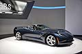 Corvette Stingray Convertible supercar al Salone di Francoforte 2013