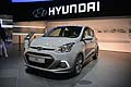 New generation Hyundai i10 at the Frankfurt Motor Show 2013