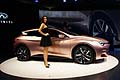 Infiniti Q30 unveil Concept world debut at the Frankfurt Motor Show 2013
