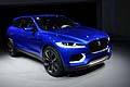 Jaguar C-X17 Sports Crossover Concept world premiere at Frankfurt Motor Show 2013
