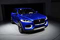 Jaguar C-X17 Sports Crossover Concept at Frankfurt Motor Show 2013