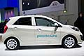 Kia Picanto LPG at the Frankfurt Motor Show 2013