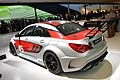 Mercedes-Benz CLA 45 AMG racing car at Frankfurt Motor Show 2013