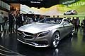 Mercedes-Benz Concept S-Class Coupe world premiere at Frankfurt Motor Show 2013