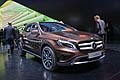 Mercedes-Benz GLA suv all´IAA di Francoforte 2013
