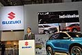 Press conferenze Suzuki iV-4 Concept at the Frankfurt Motor Show 2013