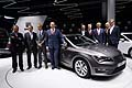 Seat press conference at the Frankfurt Motor Show 2013
