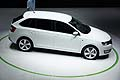 Skoda Rapid Spaceback top al Salone di Francoforte 2013