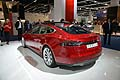 Tesla Model S retrotreno vettura al Salone di Francoforte 2013
