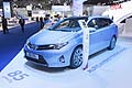 Toyota Auris Hybrid Tuning Sport at the Frankfurt Motor Show 2013