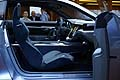 Volvo Concept Coup� internal at the IAA 2013 Frankfurt Motor Show