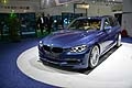 BMW Alpina D3 Bi-Turbo Tuning at IAA Frankfurt Motor Show 2013